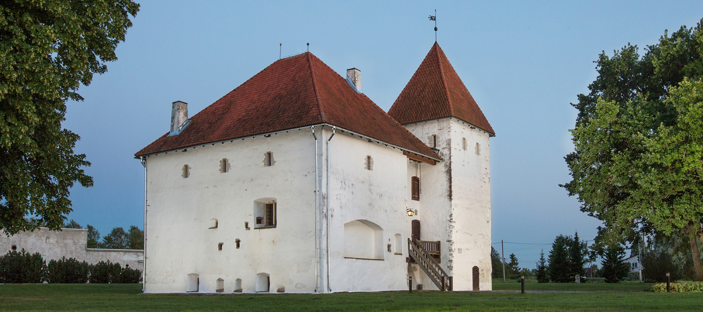 Ida-Virumaal Purtse Kindlus, loss